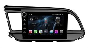 Farcar H1159RB (S400) с DSP + 4G SIM для Hyundai Elantra 2018+ на Android 10.0 c кнопками