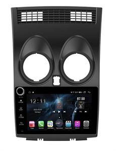Farcar H1170RB (S400) с DSP + 4G SIM для Nissan Qashqai I 2007-2013 на Android 10.0 c кнопками