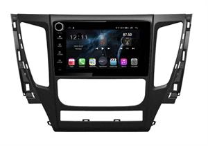 Farcar H1181RB (S400) с DSP + 4G SIM для Mitsubishi Pajero Sport III 2015-2019 на Android 10.0 с кнопками