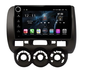 Farcar H1233RB (S400) с DSP + 4G SIM для Honda Fit 2007-2014 на Android 10.0 с кнопками
