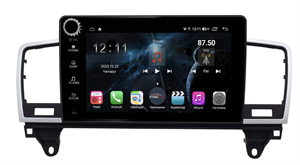 Farcar H1241RB (S400) с DSP + 4G SIM для Mercedes ML-class 2011-2015, GL-class 2012-2016 на Android 10.0 c кнопками