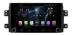 Farcar H124RB (S400) с DSP + 4G SIM для Suzuki SX4 I 2006-2014 на Android 10.0 с кнопками