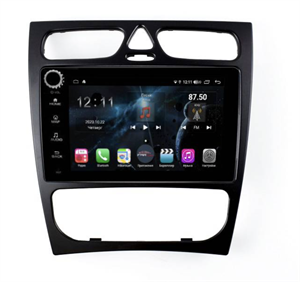 Farcar H1264RB (S400) с DSP + 4G SIM для Mercedes Benz C-class (W203) 2000-2004 на Android 10.0 с кнопками