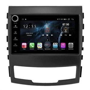 Farcar H159RB (S400) с DSP + 4G SIM для SsangYong Actyon, Korando 2010-2013 на Android 10.0 с кнопками