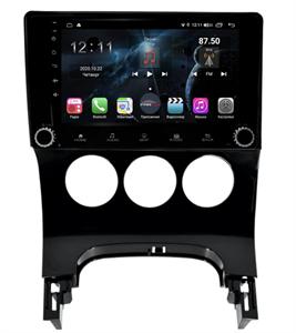 Farcar H197RB (S400) с DSP + 4G SIM для Peugeot 3008 I, 5008 I 2009-2016 на Android 10.0 с кнопками