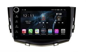 Farcar H198RB  (S400) с DSP + 4G SIM для Lifan X60 I 2012-2016 на Android 10.0 с кнопками
