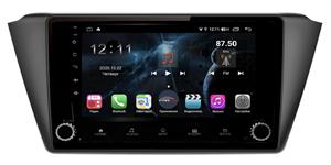 Farcar H2002RB (S400) с DSP + 4G SIM для Skoda Fabia III 2014-2018 на Android 10.0 с кнопками