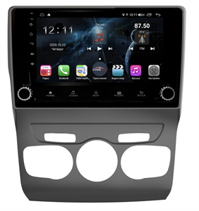 Farcar H2006RB (S400) с DSP + 4G SIM для Citroen C4 II, DS4 2011-2017 на Android 10.0 c кнопками