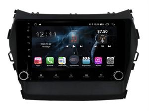 Farcar H209RB (S400) с DSP + 4G SIM для Hyundai Santa Fe III 2012-2019 на Android 10.0 c кнопками