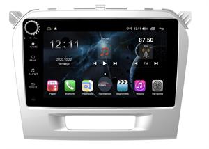 Farcar H212/571RB (S400) с DSP + 4G SIM для Suzuki Vitara 2015+ на Android 10.0 c кнопками