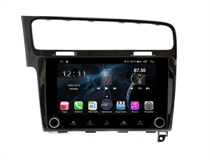 Farcar H257RB (S400) с DSP + 4G SIM для Volkswagen Golf 7 2013-2018 на Android 10.0 с кнопками