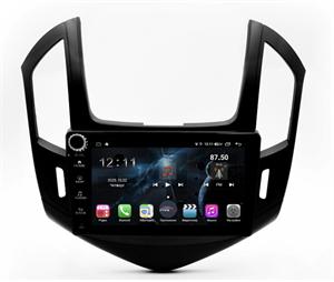 Farcar H261RB (S400) с DSP + 4G SIM для Chevrolet Cruze I 2012-2015 на Android 10.0 с кнопками