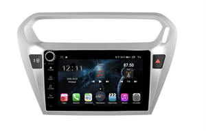 Farcar H294RB (S400) с DSP + 4G SIM для Peugeot 301 I 2012-2018 на Android 10.0 с кнопками