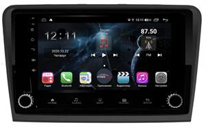 Farcar H306RB (S400) с DSP + 4G SIM для Skoda Superb II (B6) 2008-2015 на Android 10.0 с кнопками