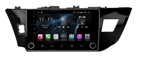 Farcar H307RB (S400) с DSP + 4G SIM для Toyota Corolla XI 2013-2015 на Android 10.0 с кнопками