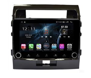 Farcar H381RB (S400) с DSP + 4G SIM для Toyota Land Cruiser 200 2007-2015 на Android 10.0 с кнопками