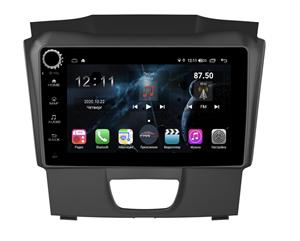 Farcar H435RB (S400) с DSP + 4G SIM для Chevrolet Trailblazer II 2012-2016 на Android 10.0 c кнопками