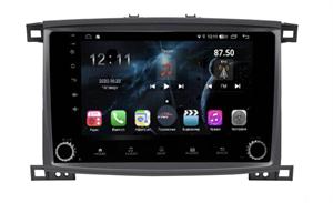 Farcar H457/1166RB (S400) с DSP + 4G SIM для Toyota Land Cruiser 100 2002-2007 на Android 10.0 c кнопками