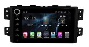 Farcar H465RB (S400) с DSP + 4G SIM для Kia Mohave I 2008-2018 на Android 10.0 с кнопками