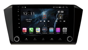 Farcar H518RB (S400) SIM-4G с DSP для VW Golf 7 2013-2019 на Android 10.0 с кнопками