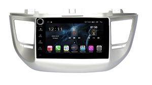 Farcar H546RB (S400) с DSP + 4G SIM для Hyundai Tucson III 2015-2018 на Android 10.0 c кнопками