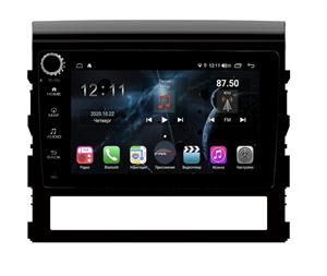 Farcar H567/609RB (S400) с DSP + 4G SIM для Toyota Land Cruiser 200 2016+ на Android 10.0 c кнопками