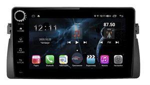 Farcar H708RB (S400) с DSP + 4G SIM для BMW E46 1997-2006 на Android 10.0 с кнопками