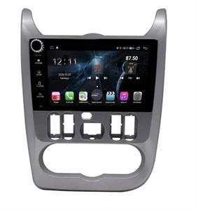 Farcar H752RB (S400) с DSP + 4G SIM для Renault Logan, Sandero 2009-2013 на Android 10.0 c кнопками