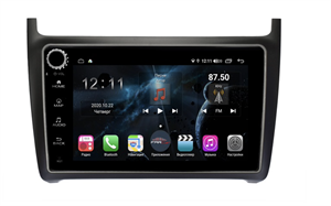 Farcar H910RB (S400) с DSP + 4G SIM для Volkswagen Polo 5 2009-2019 на Android 10.0 c кнопками