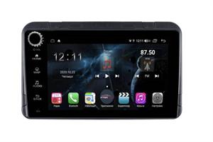 Штатная магнитола Farcar H1261RB (S400) с DSP + 4G SIM для Universal на Android 10.0 c кнопками