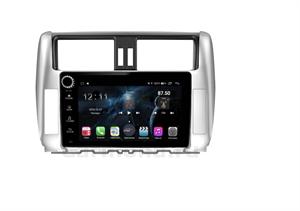 Farcar H065RB (S400) с DSP + 4G SIM для Toyota Land Cruiser Prado 150 2009-2013 на Android 10.0 с кнопками