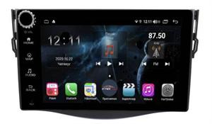 Farcar H018-9RB (S400) с DSP + 4G SIM для Toyota RAV4 (XA30) 2006-2013 на Android 10.0 c кнопками