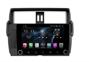 Farcar H347/531RB (S400) с DSP + 4G SIM для Toyota Land Cruiser Prado 150 2013-2017 на Android 10.0 c кнопками