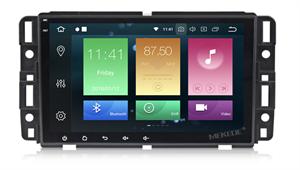 CarMedia KR-8170-S9 для Hummer H2 2007-2009 на Android 8.1
