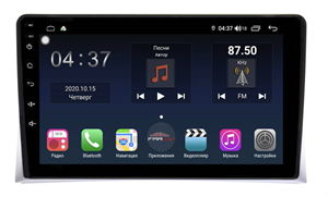 Farcar TG042-MLR (S400) с DSP + 4G SIM для Volkswagen Multivan T5 2009-2015 на Android 10.0
