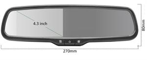 Зеркало заднего вида с монитором vomi M1