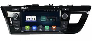 Штатная магнитола Roximo CarDroid RD-1103 для Toyota Corolla E160 (Android 10.0)