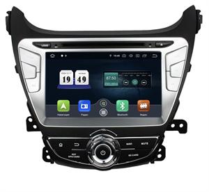Штатная магнитола Roximo CarDroid RD-2006 для Hyundai Elantra 5 2014-2016 (Android 10.0)