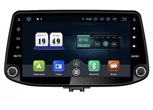 Штатная магнитола Roximo CarDroid RD-2014 для Hyundai i30 2017-2018 (Android 10.0)