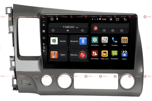 Redpower 61024 для Honda Civic 8 (VIII) 2006-2012 на Android 10.0
