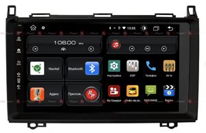 Redpower 61068M для Volkswagen Crafter на Android 10.0 (матовая рамка)