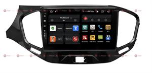 Redpower 61077 для Lada Vesta 2015-2021 на Android 10.0