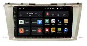 Redpower 61264 для Toyota Camry V40 2006-2011 (климат-контроль) на Android 10.0