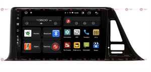 Redpower 61027 для Toyota C-HR I (2016-2020) на Android 10.0