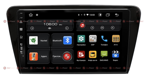 Redpower 61007 для Skoda Octavia III (A7) 2013-2018 на Android 10.0