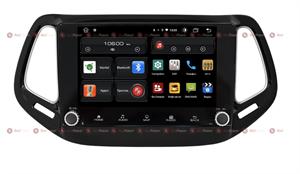 Redpower 61315 KNOB для Jeep Compass (2017-2021) на Android 10.0