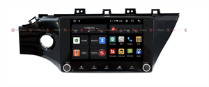 Redpower 61206 KNOB для Kia Rio IV X-Line 2017-2019 на Android 10.0