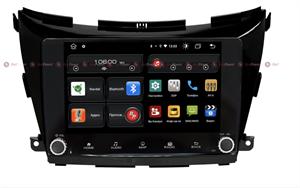 Redpower 61311 KNOB для Nissan Murano Z52 2015-2021 (без кругового обзора) на Android 10.0