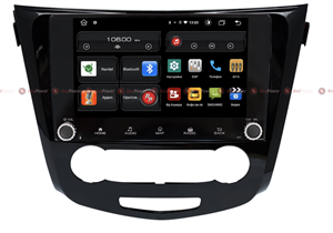 Redpower 61321 KNOB для Nissan Qashqai J11 2014-2019 (с кондиционером) на Android 10.0