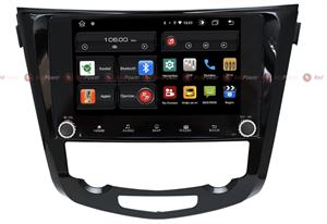 Redpower 61301KNOB для Nissan X-Trail, Qashqai 2014-2019 с климат-контролем на Android 10.0